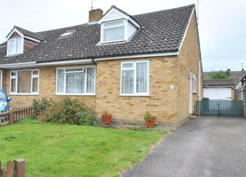 Thumbnail 2 bed semi-detached bungalow for sale in Ashfield Close, Bishops Cleeve, Cheltenham