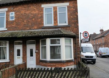 Thumbnail 3 bedroom end terrace house to rent in Barlby Road, Selby
