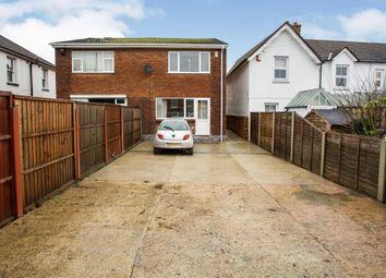 Thumbnail 2 bed semi-detached house for sale in Bridge Road, Sarisbury Green, Southampton