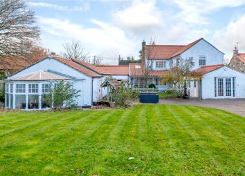 Thumbnail 4 bed detached house for sale in High Street, Great Broughton, North Yorkshire