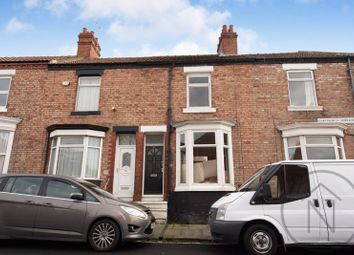 Thumbnail 2 bed terraced house for sale in Chatsworth Terrace, South Park, Darlington