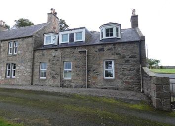 Thumbnail 2 bed cottage to rent in Cairnbrogie Cottages, Oldmeldrum, Aberdeenshire