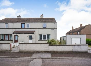 Thumbnail 3 bed semi-detached house for sale in Shelligoe Road, Lybster, Highland