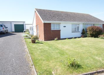 Thumbnail 3 bed semi-detached bungalow for sale in Waterleat Close, Paignton