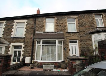 Thumbnail 3 bed terraced house for sale in Beckett Street (M24), Mountain Ash