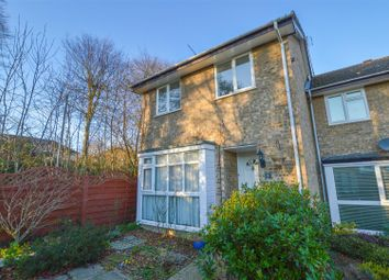 Thumbnail 3 bed end terrace house to rent in Westfield Court, St.Albans