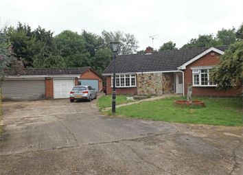 Thumbnail 3 bed detached bungalow for sale in Brookfield Street, Syston, Leicester