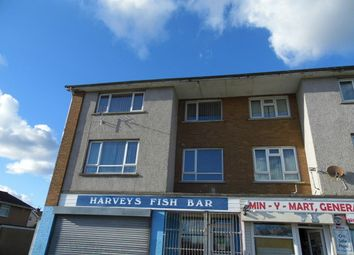 Thumbnail 3 bed flat to rent in Min Y Nant, Pencoed
