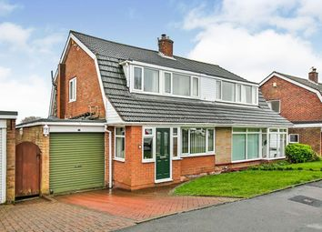 Thumbnail 3 bed semi-detached house for sale in Ponthaugh, Rowlands Gill