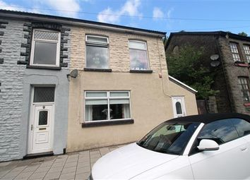 Thumbnail 3 bed end terrace house for sale in Ynyshir Road, Ynyshir, Porth