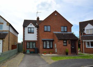 Thumbnail 4 bed detached house for sale in Water Wheel Close, Quedgeley, Gloucester