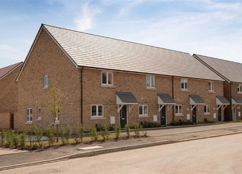 Thumbnail 3 bed end terrace house for sale in Plot 48, Westbere Edge, Canterbury, Kent