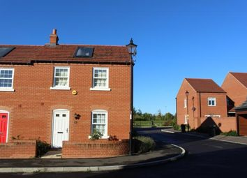 Thumbnail 2 bed end terrace house to rent in Brocklehurst Road, Kempston