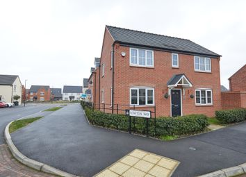 Thumbnail 3 bed detached house to rent in Chilham Way, Boulton Moor, Derby
