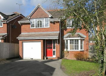 Thumbnail 4 bed detached house for sale in Weyhill Gardens, Weyhill