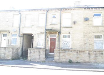 Thumbnail 2 bed terraced house to rent in Leyburn Street, Bradford