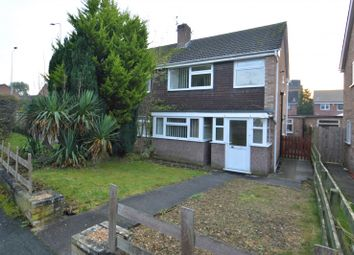 Thumbnail 3 bed semi-detached house for sale in Kestrel Avenue, Knutsford