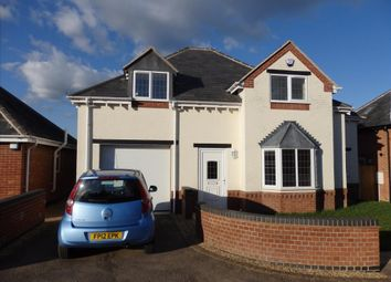 Thumbnail 4 bed detached house to rent in Firfield Avenue, Birstall, Leicester
