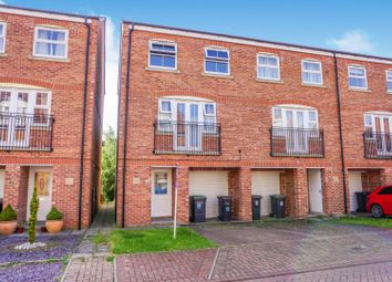 Thumbnail 3 bed town house for sale in Mercury Close, Lincoln