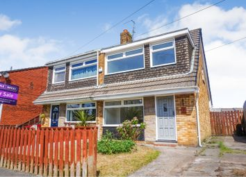 Thumbnail 3 bed semi-detached house for sale in Wray Avenue, St. Helens