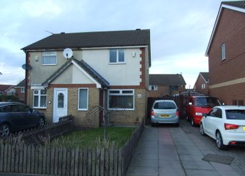 Thumbnail 2 bedroom semi-detached house for sale in Ingoldsby Road, Middlesbrough