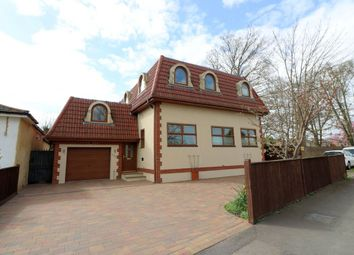 Thumbnail 4 bed detached house for sale in Chertsey Lane, Staines Upon Thames