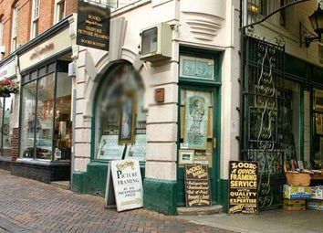 Thumbnail Retail premises for sale in Silver Street, Leicester