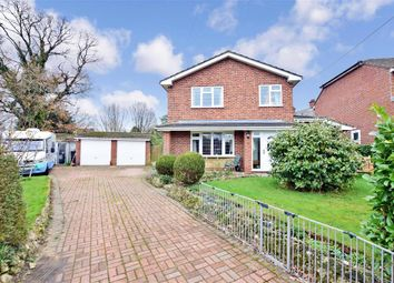 Thumbnail 3 bed detached house for sale in Chase Road, Lindford, Bordon, Hampshire