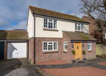 Thumbnail 3 bed detached house for sale in Salthill Road, Chichester