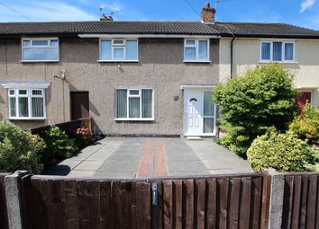 Thumbnail 3 bed terraced house for sale in Tickle Avenue, St Helens, Merseyside