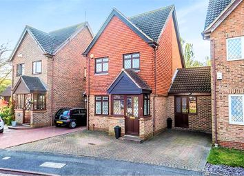 Thumbnail 3 bed detached house for sale in Marsworth Close, Hayes
