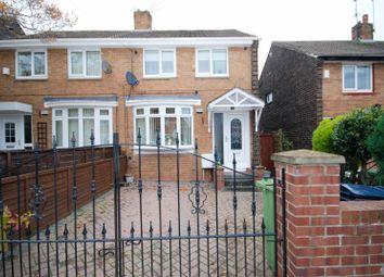 Thumbnail 2 bed semi-detached house for sale in Arundel Road, Sunderland