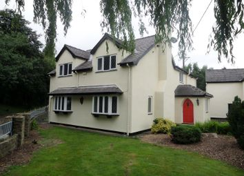 Thumbnail 6 bed detached house to rent in Moss Side Lane, Rixton, Warrington