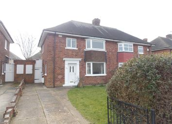 Thumbnail 3 bedroom semi-detached house to rent in Davenport Drive, Cleethorpes