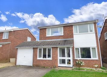 Thumbnail 4 bed detached house for sale in Branston Road, Uppingham, Oakham