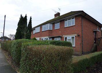 Thumbnail 2 bed maisonette for sale in Stubbs Moor Road, Farnborough