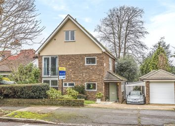 Thumbnail 5 bedroom detached house for sale in Park Avenue, Bromley