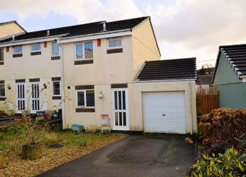 Thumbnail 2 bed end terrace house for sale in Underways, Bere Alston, Yelverton