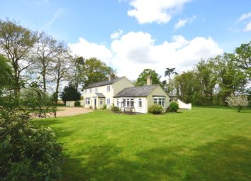 Thumbnail 6 bed detached house for sale in Kennett, Newmarket, Suffolk