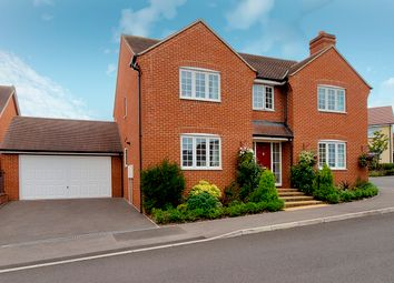 Thumbnail 4 bed detached house for sale in Ryeland Way, Andover