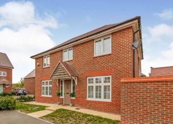 Thumbnail 3 bed detached house for sale in Challenger Close, Rainham, Gillingham