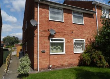 Thumbnail 2 bed flat to rent in 96 Hazelwell Crescent, Stirchley