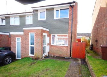 Thumbnail 2 bed end terrace house for sale in Woodside Close, Bordon