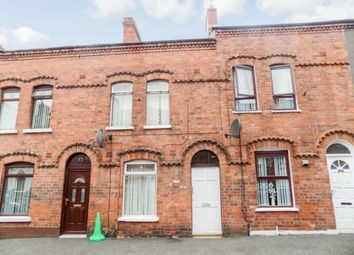 Thumbnail 3 bed terraced house to rent in Hawthorn Street, Belfast