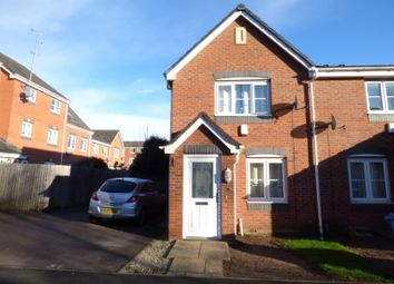 Thumbnail 2 bed semi-detached house to rent in Atlantic Way, Derby