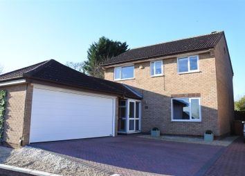Thumbnail 4 bed detached house for sale in Forest Close, Melton Mowbray