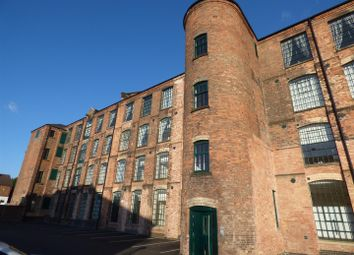 Thumbnail 2 bed flat for sale in Victoria Mill, Town End Road, Draycott