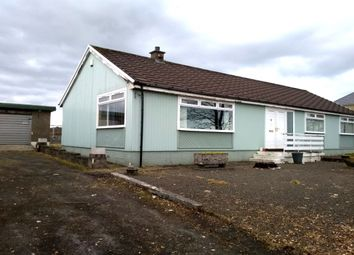 Thumbnail 4 bed bungalow for sale in Mosscastle Road, Slamannan, Falkirk