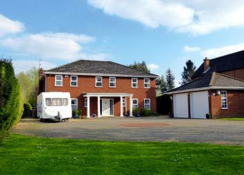 Thumbnail 4 bed country house for sale in Smeeth Road, St John's Fen End, Marshland St James, Norfolk