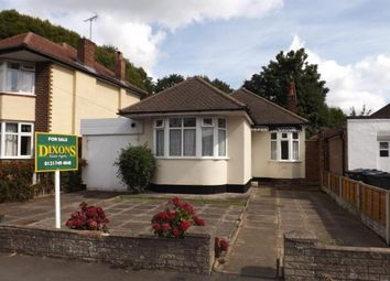Thumbnail 2 bedroom bungalow for sale in Heathland Avenue, Hodge Hill, Birmingham, West Midlands